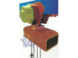 电动小车式环链电动葫芦HHDS型0.125T-2T