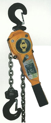 HSH型1.5,3t CY类 手扳葫芦